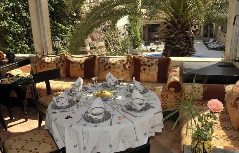 Atlantic Hotel Agadir - Terrace - 11
