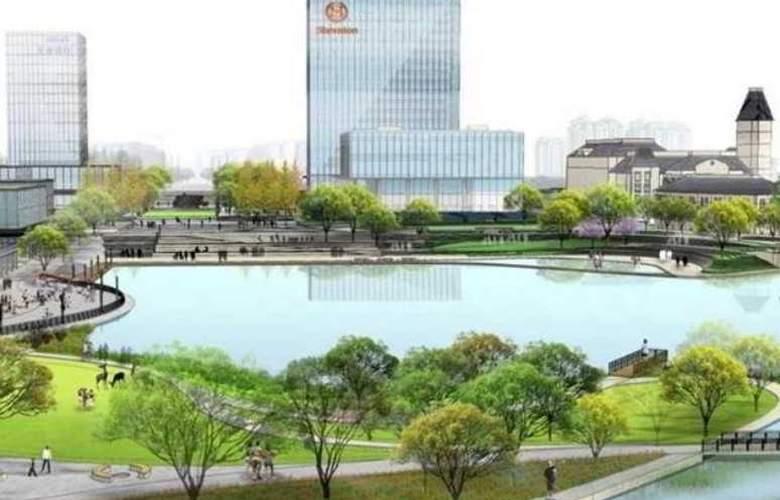 Sheraton Qingdao Licang Hotel - Hotel - 0