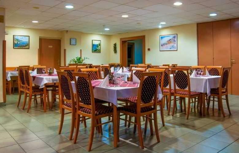 Gerand Hotel Eben - Restaurant - 20