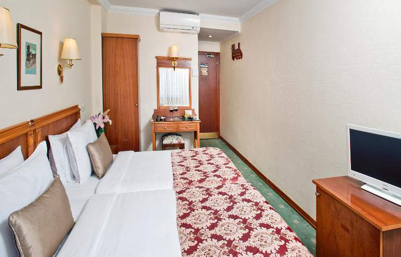 Orient Express Hotel - Sirkeci Group - Room - 18