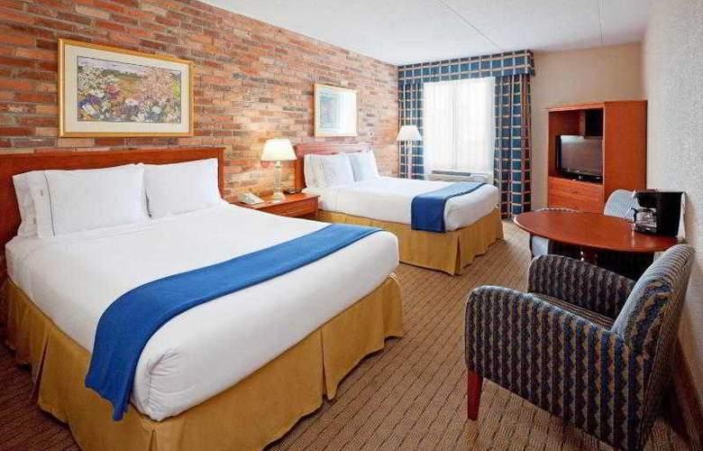 Holiday Inn Express Toronto East - Hotel - 15