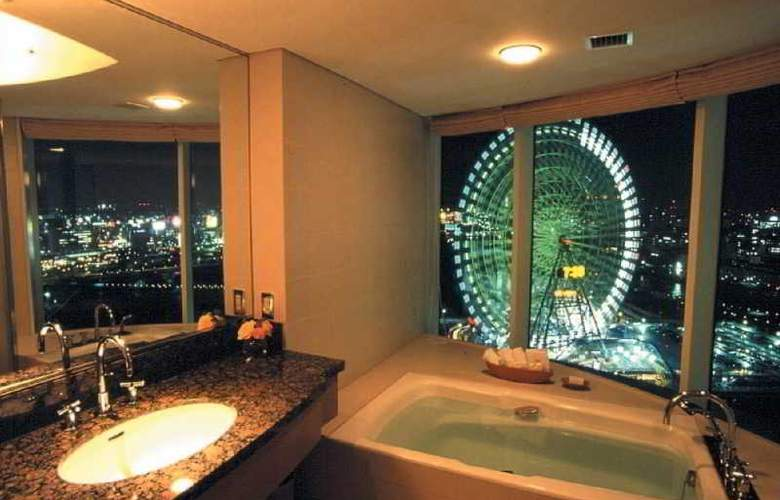Pan Pacific Yokohama Bay Hotel Tokyu - Hotel - 0