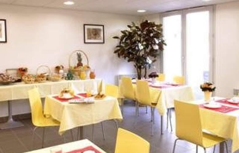 Zenitude Hotel-Résidences Besançon La City  - Restaurant - 4