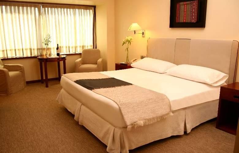 Almacruz Hotel y Centro de Convenciones - Room - 3