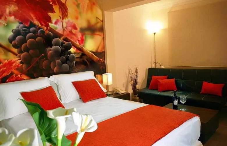 Terravina Hotel Del Vino - Room - 3