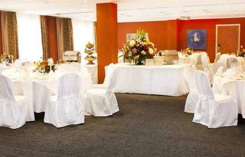 Best Western Premier Airporthotel Fontane Berlin - Hotel - 19
