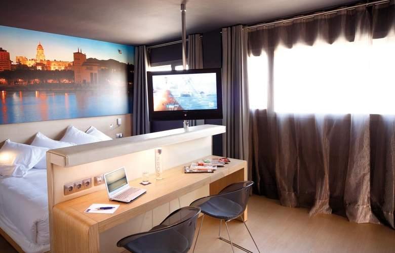 Barceló Málaga - Room - 13
