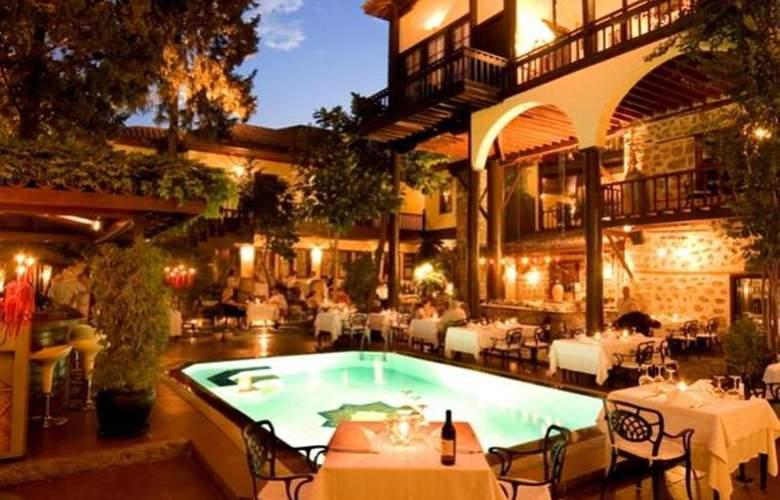 Alp Pasa Hotel - Pool - 46
