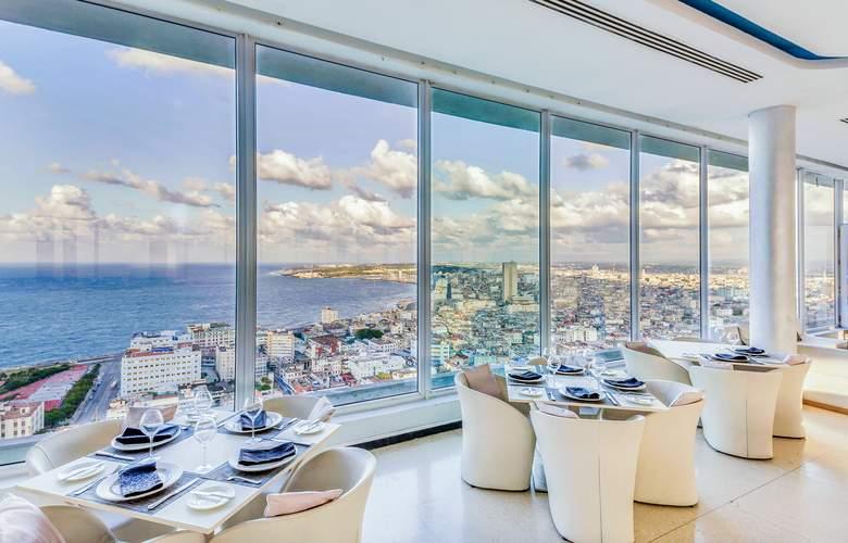 Tryp Habana Libre - Restaurant - 34