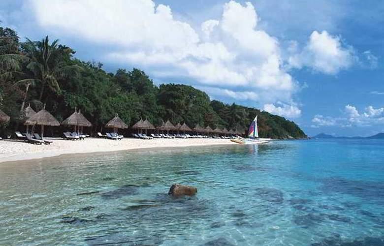 Evason Phuket & Bon Island - Beach - 6