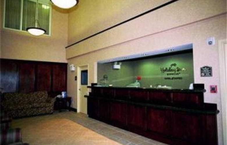 Holiday Inn Select Fairfield-Napa Valley Area - Hotel - 0