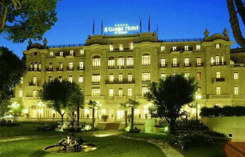 Grand Hotel Rimini e Residenza Grand Hotel - Hotel - 0