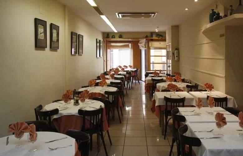 Can Setmanes - Restaurant - 2
