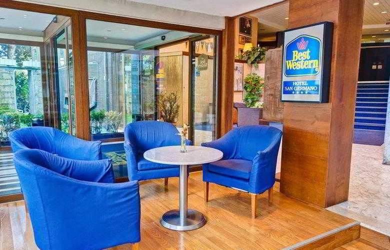 Best Western hotel San Germano - Hotel - 35