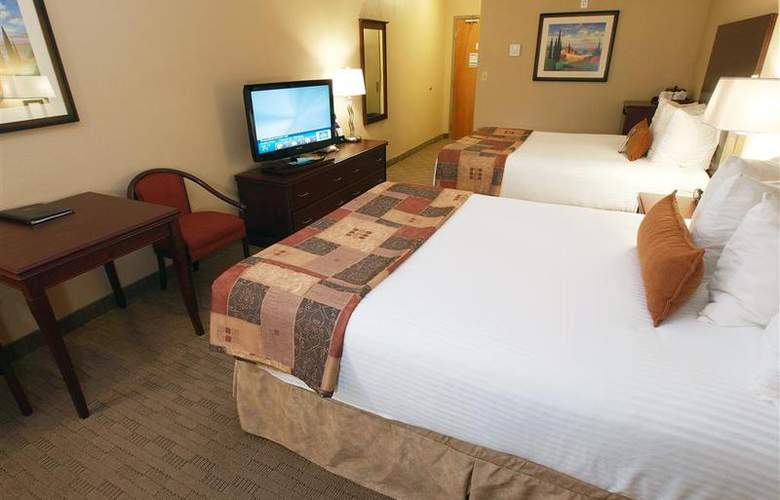 Best Western Pembina Inn & Suites - Room - 124