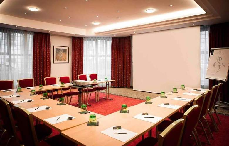 Hotel Am Konzerthaus Mcgallery by sofitel - Conference - 42