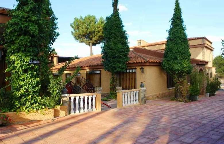 Finca Rural La Villa Don Quijote - Hotel - 14
