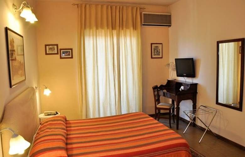 Ares Hotel - Room - 2