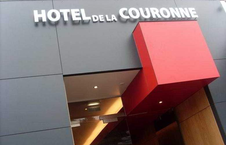 De la Couronne - Hotel - 0