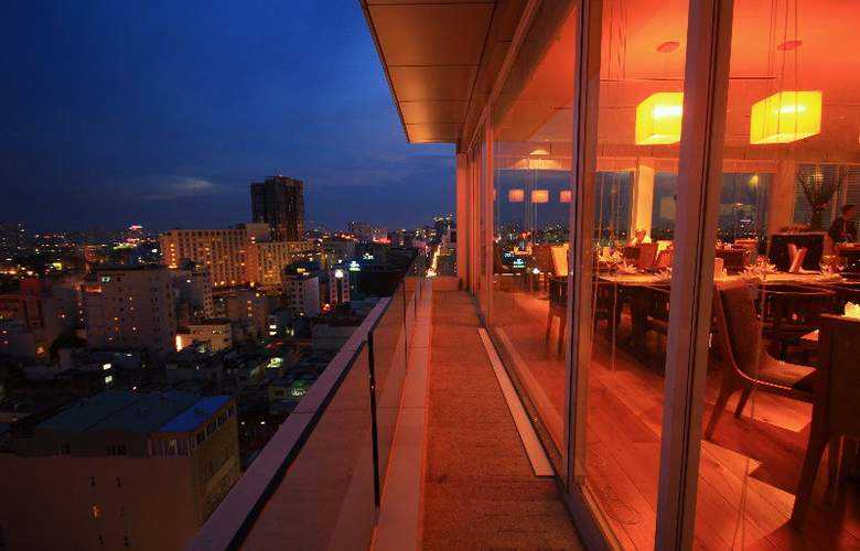 Golden Central Hotel Saigon - Restaurant - 15