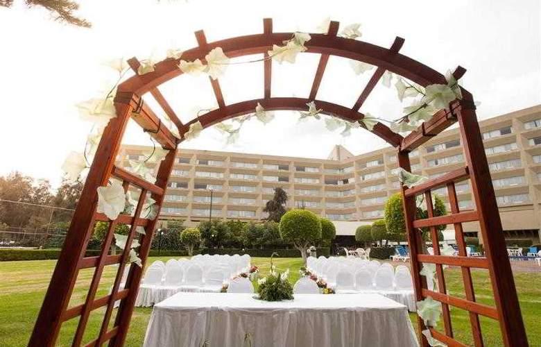 Best Western Plus Gran Morelia - Hotel - 88