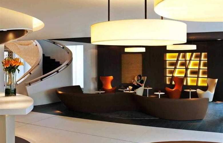 Pullman Brussels Centre Midi - Hotel - 38