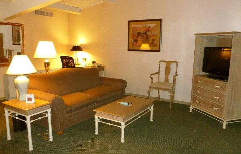 Best Western Outlaw Inn - Room - 75