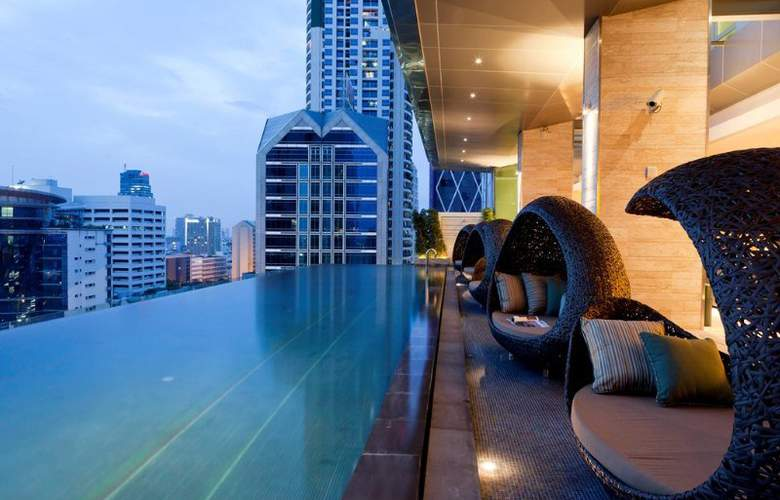 Eastin Grand Hotel Sathorn Bangkok - Pool - 6