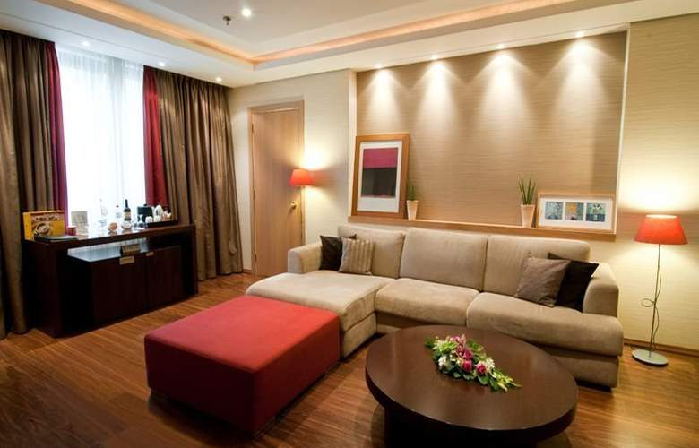 Grand Hyatt Athens - Room - 7
