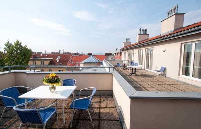 Allegro Vienna City - Terrace - 36
