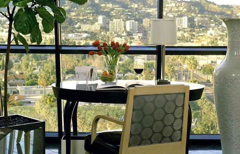 Sofitel Los Angeles - Room - 46