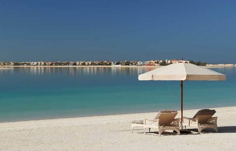 Waldorf Astoria Dubai Palm Jumeirah - Beach - 25