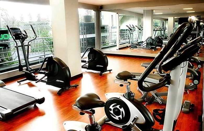 Bannana Inn Hotel & Spa - Sport - 10