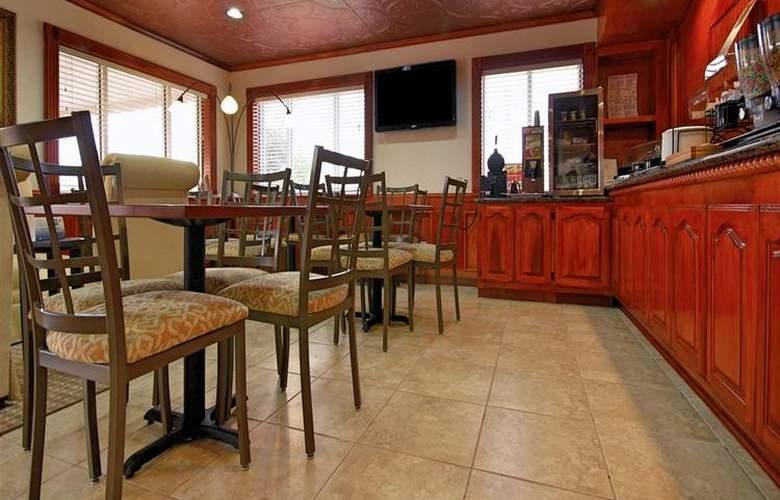 Best Western Kingsville Inn - Restaurant - 116