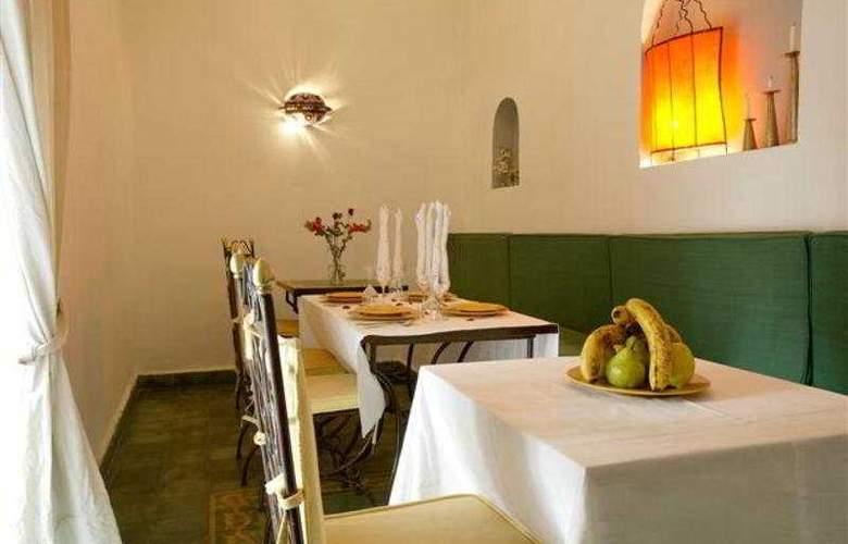 Riad Sidi Ayoub - Restaurant - 10