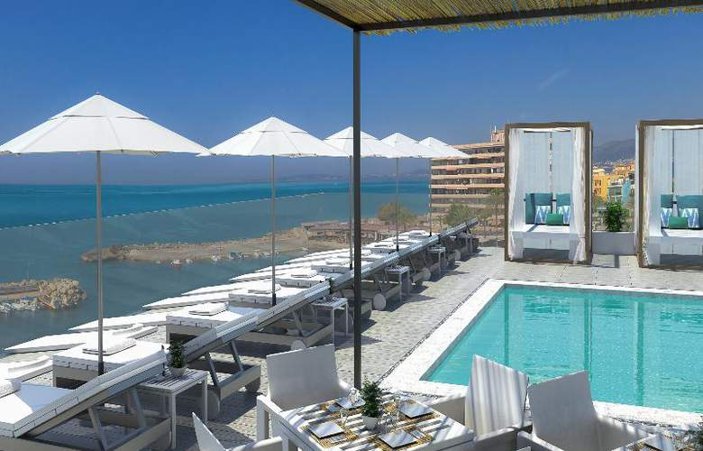BQ Aguamarina Boutique - Terrace - 25
