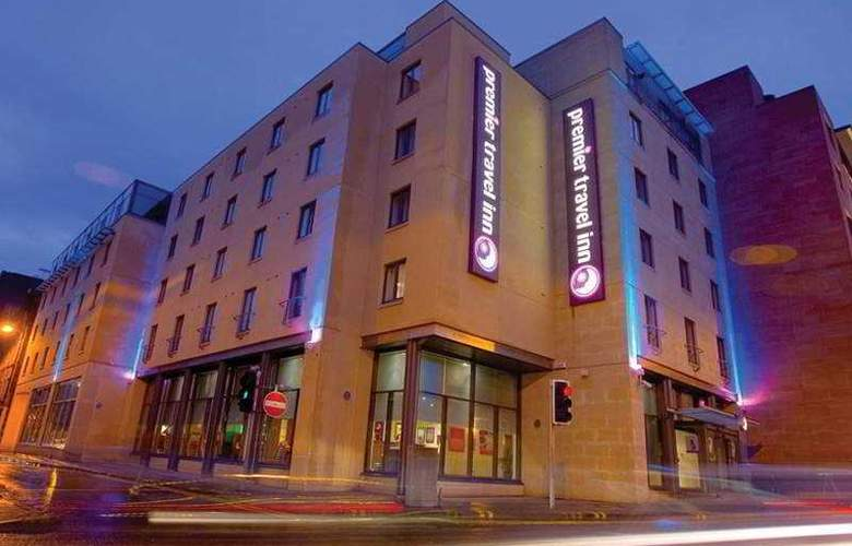Premier Inn Lauriston Place - Hotel - 0