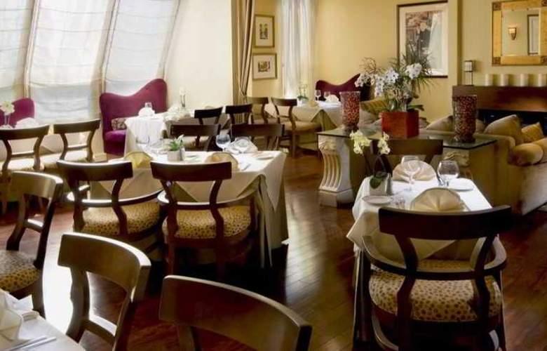 Le Parc Suite Hotel - Restaurant - 9
