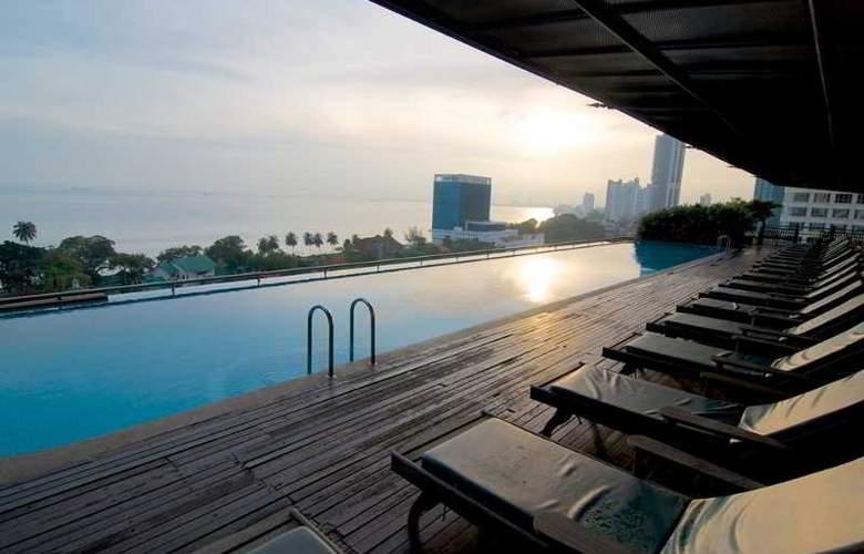 Northam All Suites, Penang - Pool - 19
