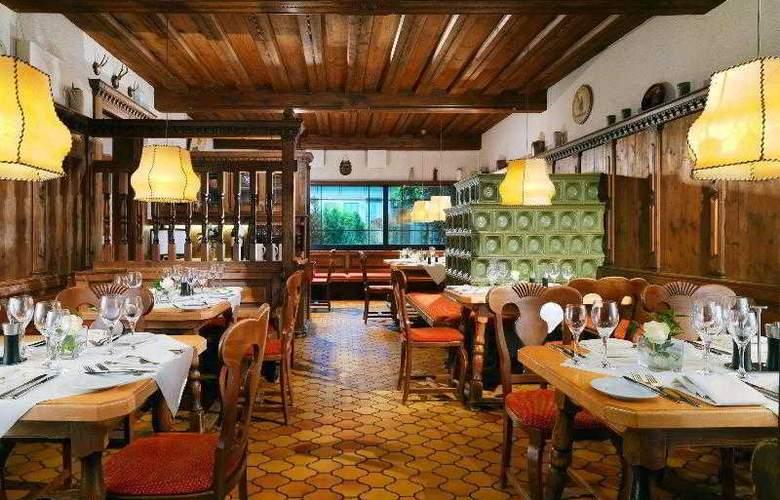 Sheraton Congress Hotel Frankfurt - Restaurant - 36
