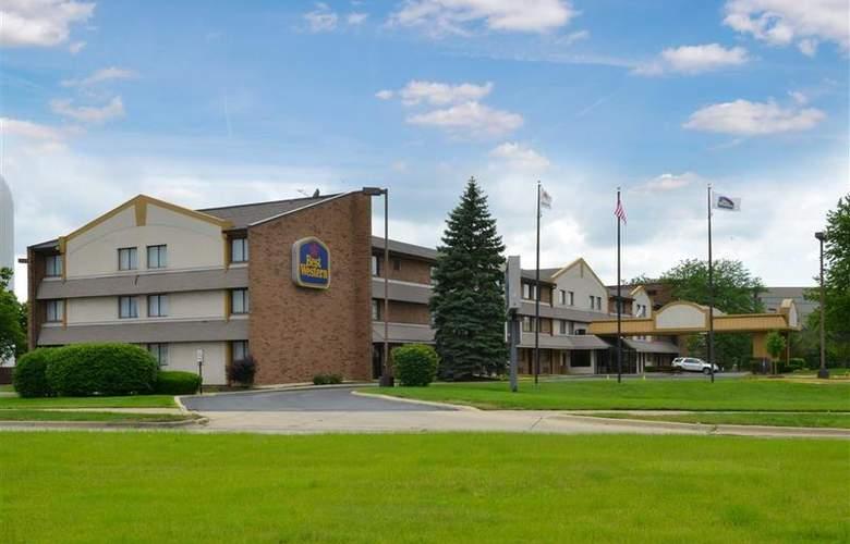 Best Western Naperville Inn - Hotel - 13