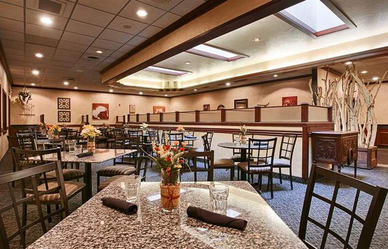 Best Western Plus Heritage Inn - Restaurant - 61
