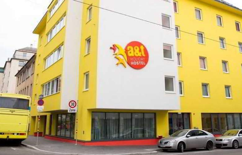 a&t Holiday Hostel Wien - Hotel - 5