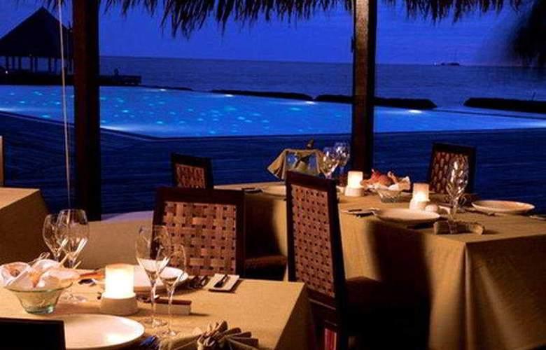 Adaaran Prestige Vadoo - Restaurant - 4