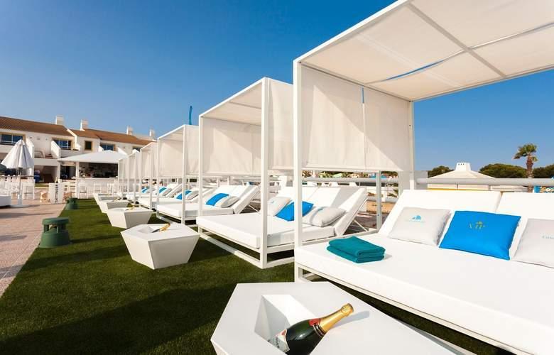 Casas del Lago Hotel, Spa & Beach Club - Terrace - 15