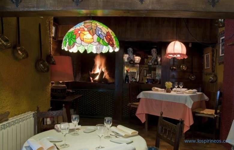 Eguzki Lore - Restaurant - 6