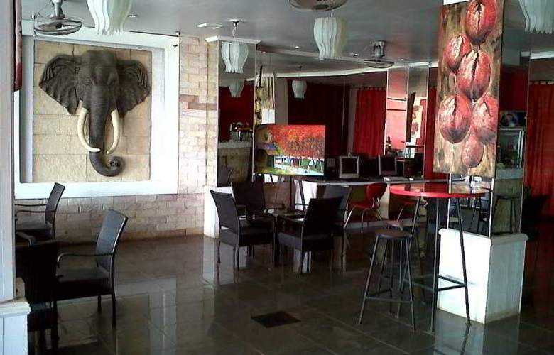 Inter City Boutique Hotel - Restaurant - 8