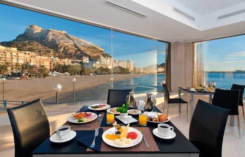 Meliá Alicante - Restaurant - 44