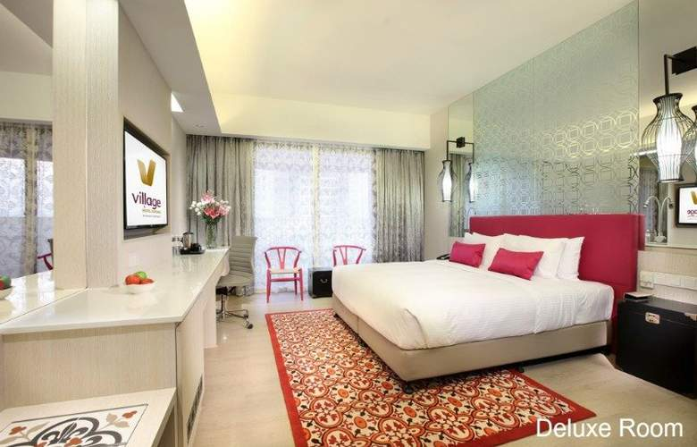 Village Hotel Katong - Room - 3