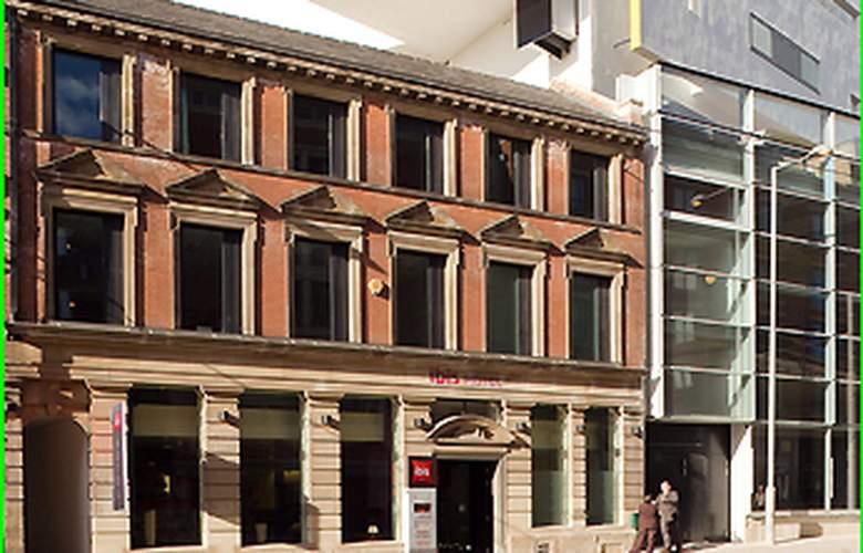 Ibis Nottingham Centre - Hotel - 0